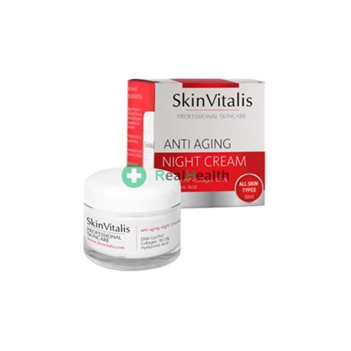 SkinVitalis - krem odmładzający