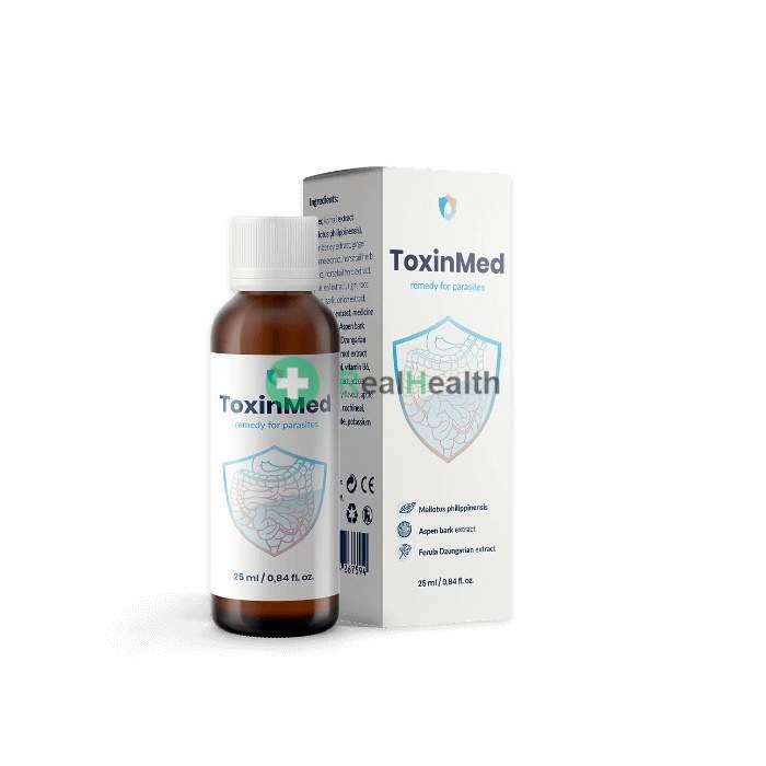 ToxinMed - środek na pasożyty