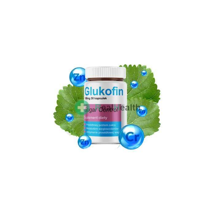 Glukofin - kapsułki na cukrzycę w Polsce