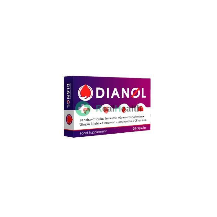 Dianol - dodatek kontrolujący cukier