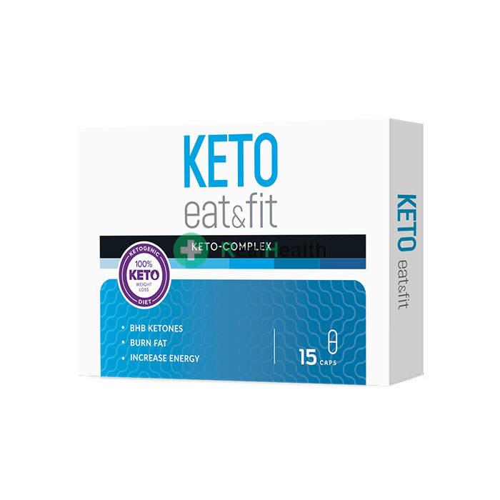 Keto Eat&Fit - kapsułki odchudzające
