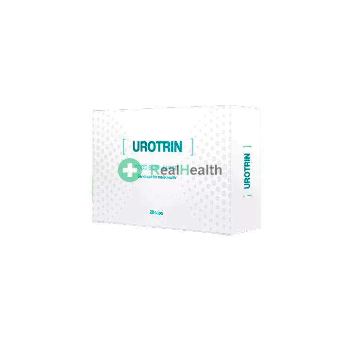 Urotrin - lekarstwo na zapalenie gruczołu krokowego