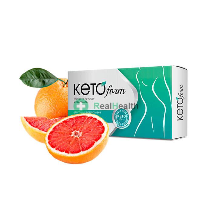 KetoForm - środek na odchudzanie