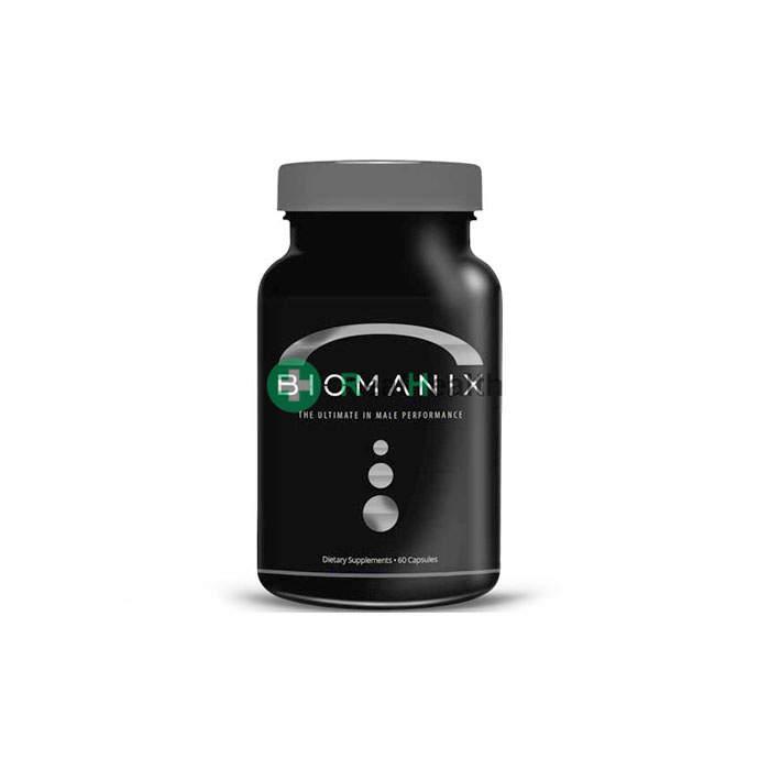 Biomanix - kapsułki wzmacniające potencję w Polsce