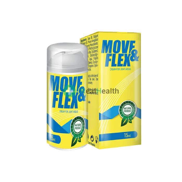 Move Flex - krem przeciwbólowy
