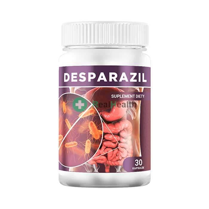 Desparazil - środek na pasożyty