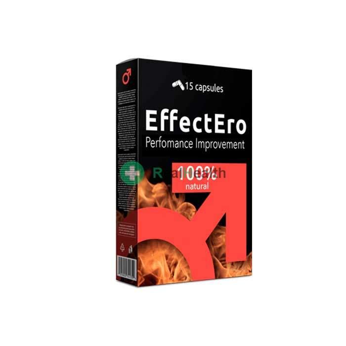 EffectEro - kapsułki wzmacniające potencję